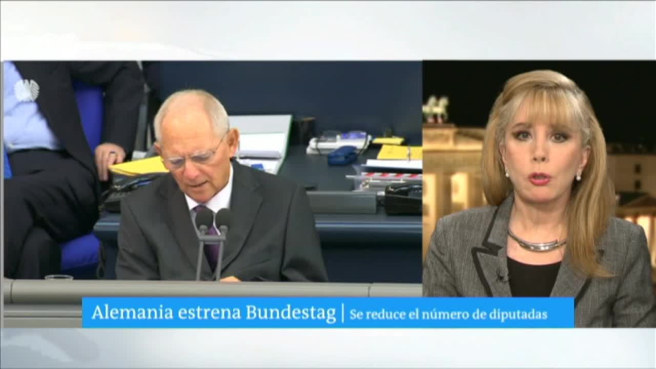 Alemania estrena Parlamento