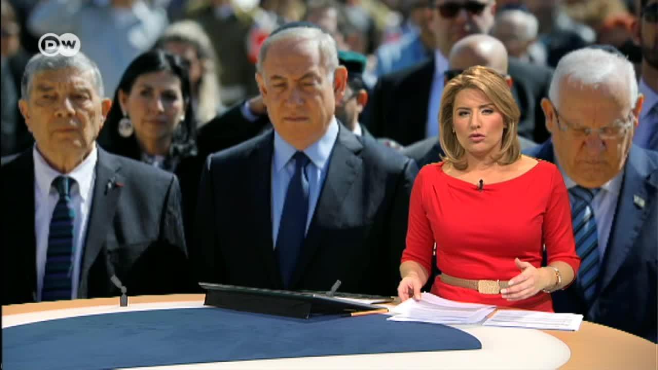 Alemania minimiza incidente con Israel