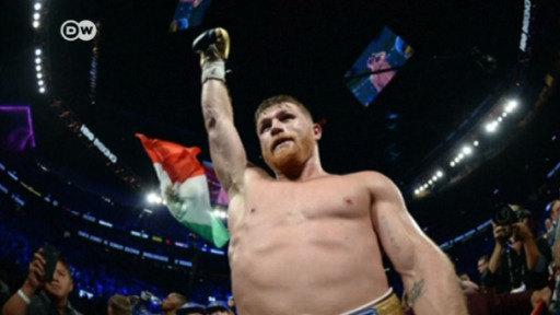 Alvarez y Golovkin pelearán en Las Vegas
