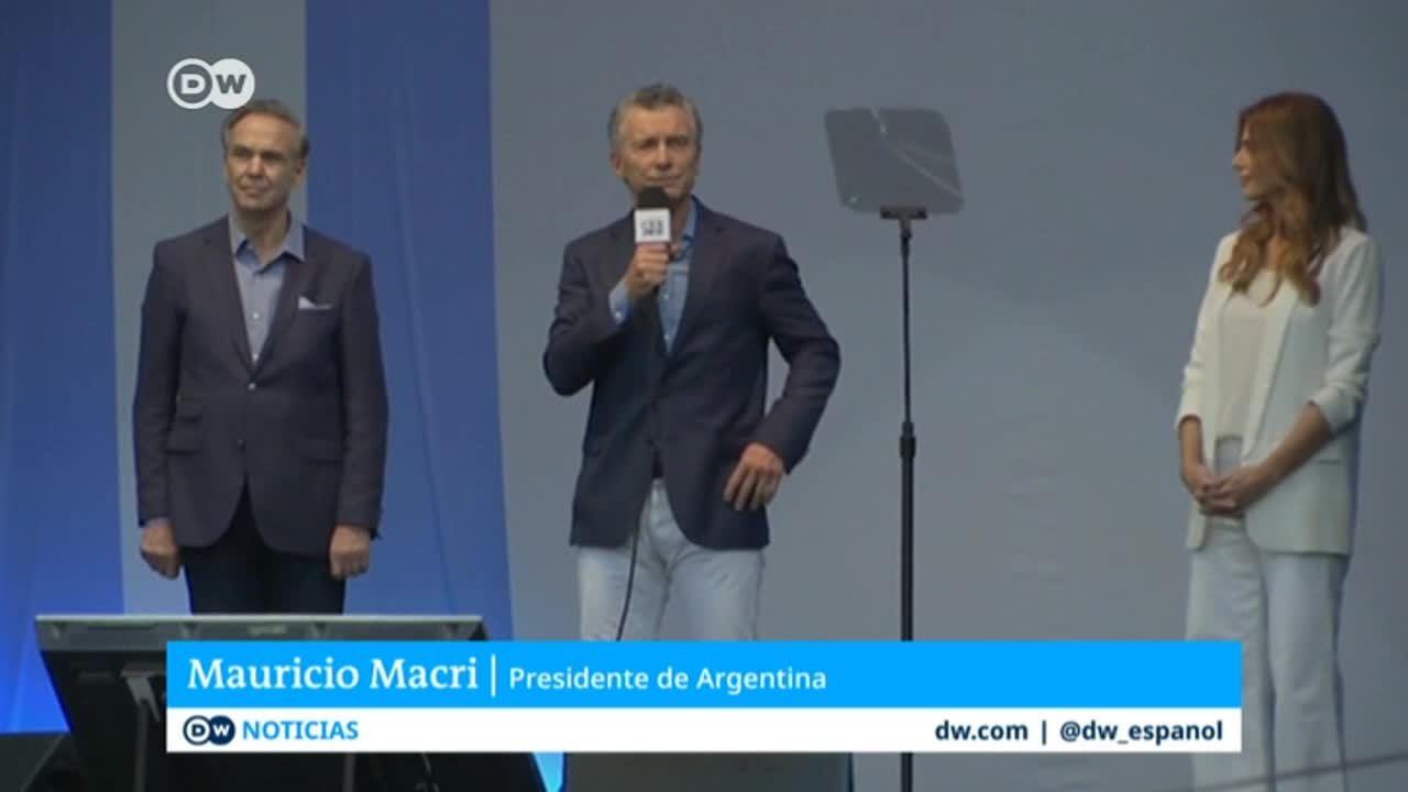 Argentina acude a las urnas