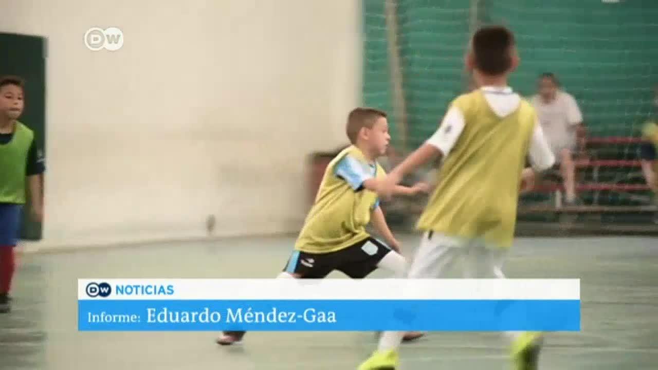 Argentina - Locos por el fútbol