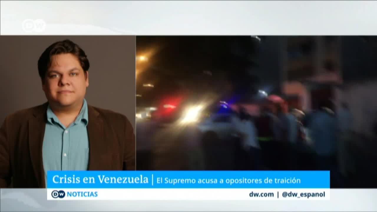 Arrestan al número dos de Juan Guaidó