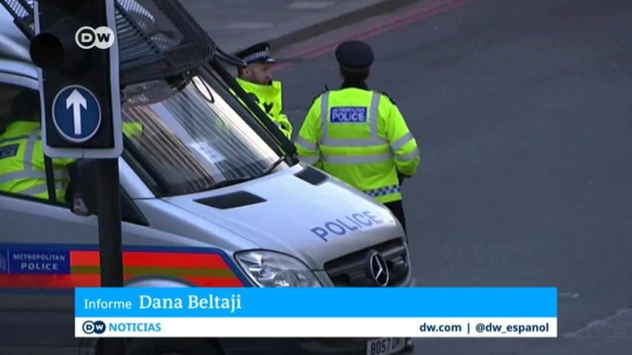 Ataques en Londres