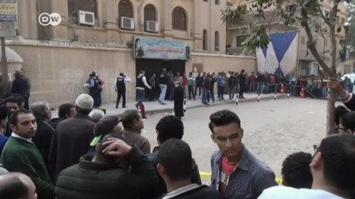 Atentado en el Cairo