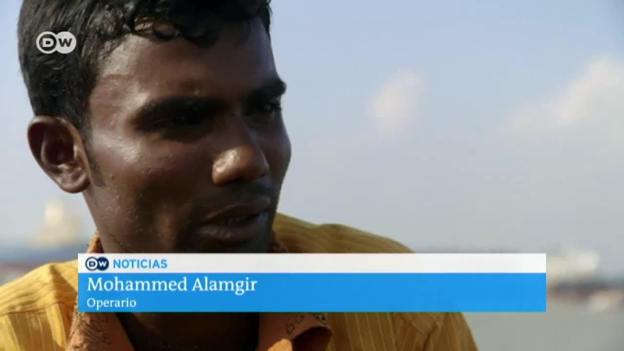 Bangladés: los desguaces de la vergüenza