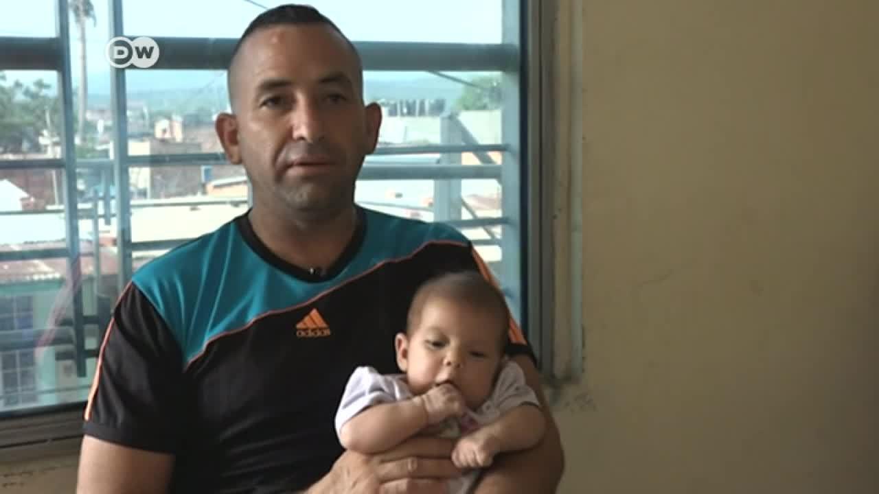 Bebés sin patria en Colombia