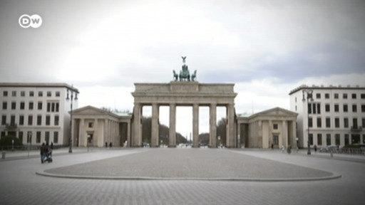 Caída histórica del PIB en Alemania