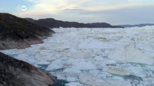 Cambio climático acelera subida de océanos