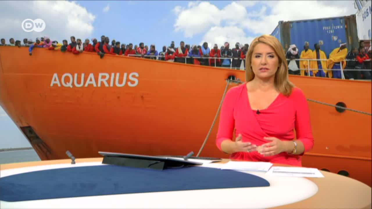 Caso Aquarius: La Comisión Europea demanda responsabilidad