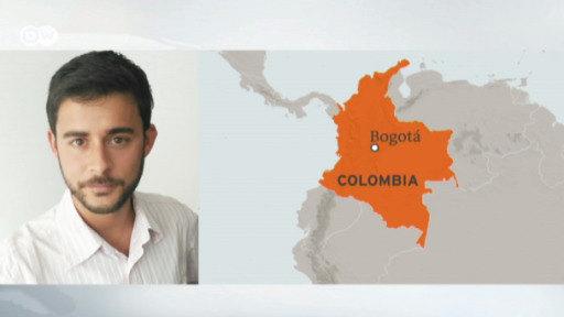 Colombia: Iván Duque lidera el conteo en primera vuelta
