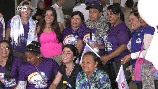 Colombia: la lucha de las exguerrilleras por volver a la vida civil