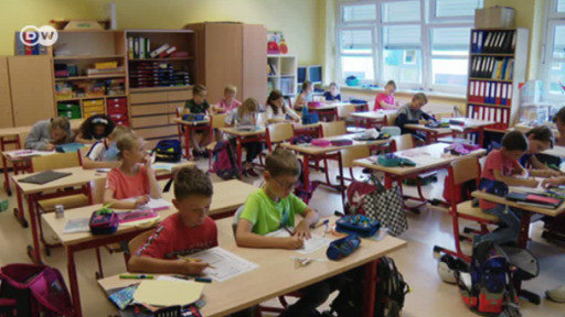 Comienza año escolar en Alemania