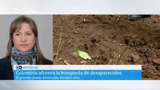 ¿Cómo afrontará Colombia la búsqueda de desaparecidos?