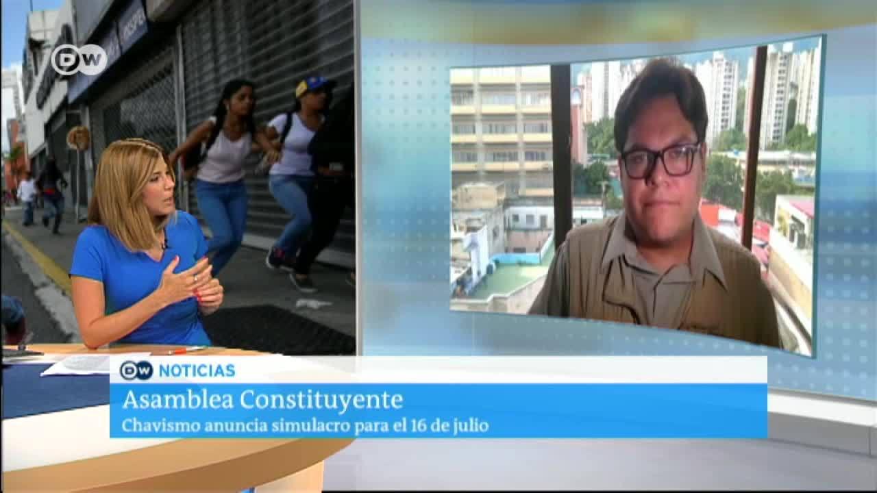 Conflicto de poderes en Venezuela en escalada.