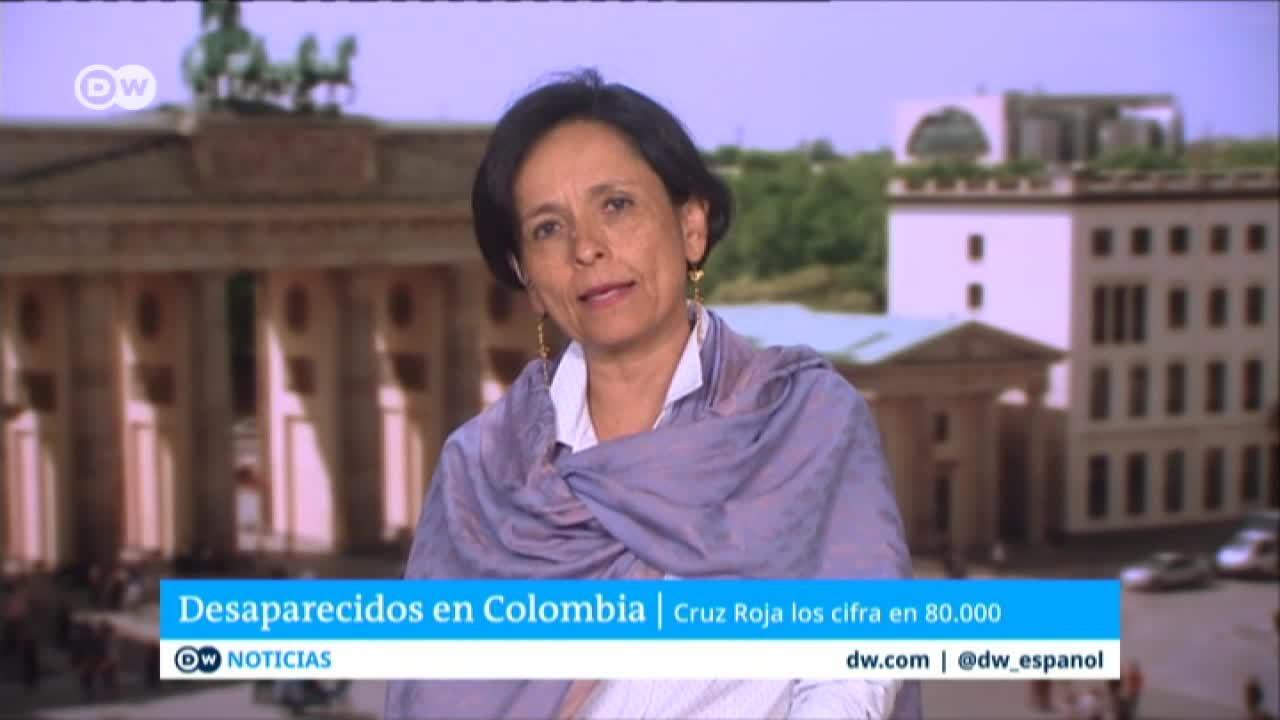 Continúan desapariciones forzadas en Colombia