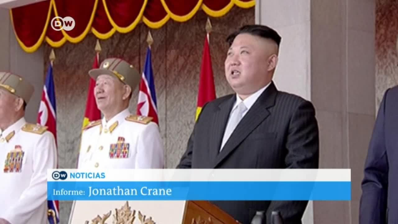 Corea del Norte se muestra preparada para la guerra