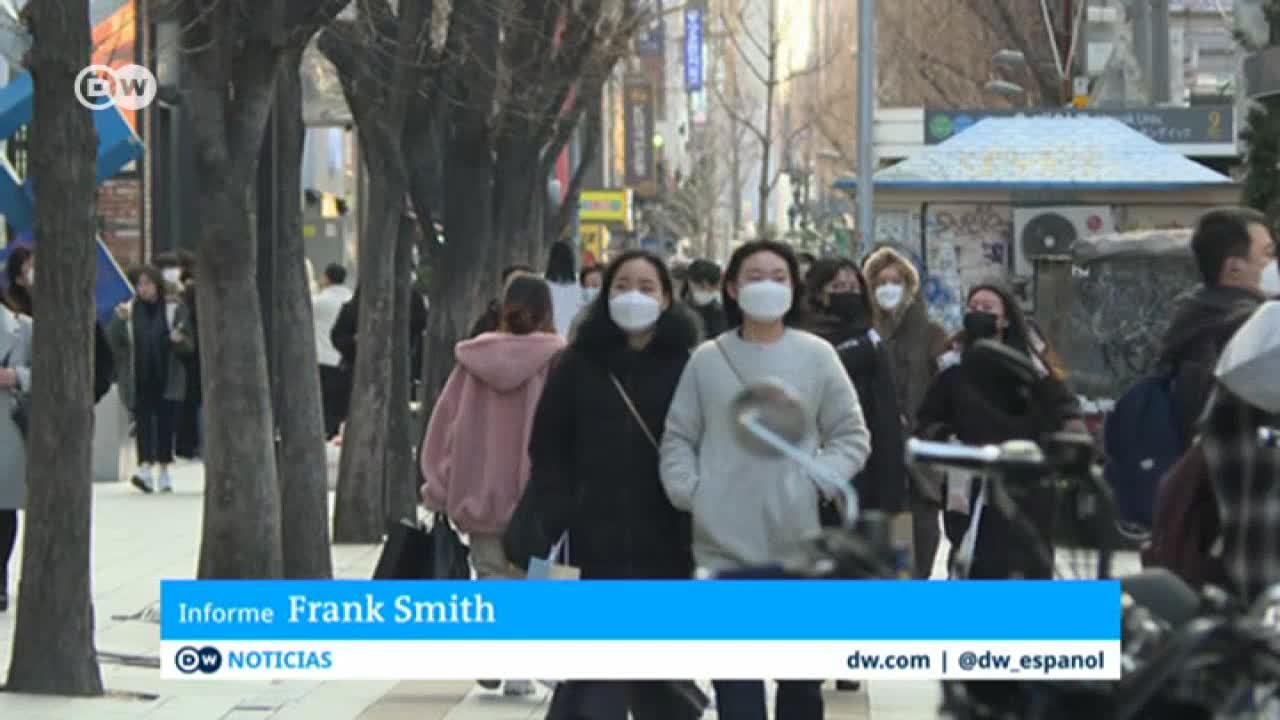 Corea del Sur controla al virus sin cuarentena
