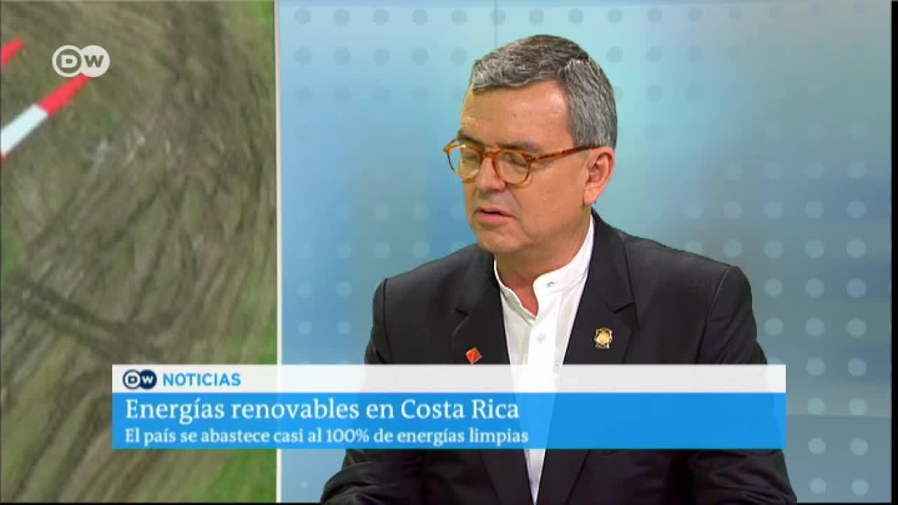 Costa Rica supera a Alemania en energías renovables