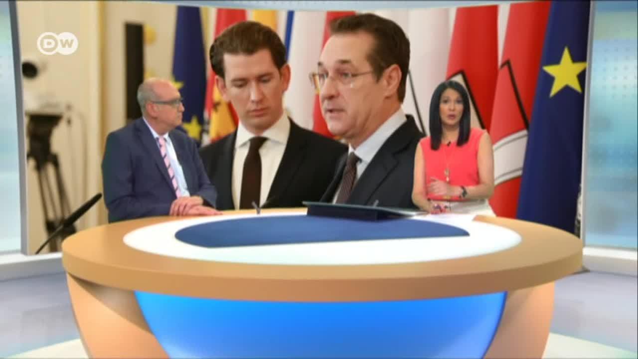 Crisis de gobierno en Austria