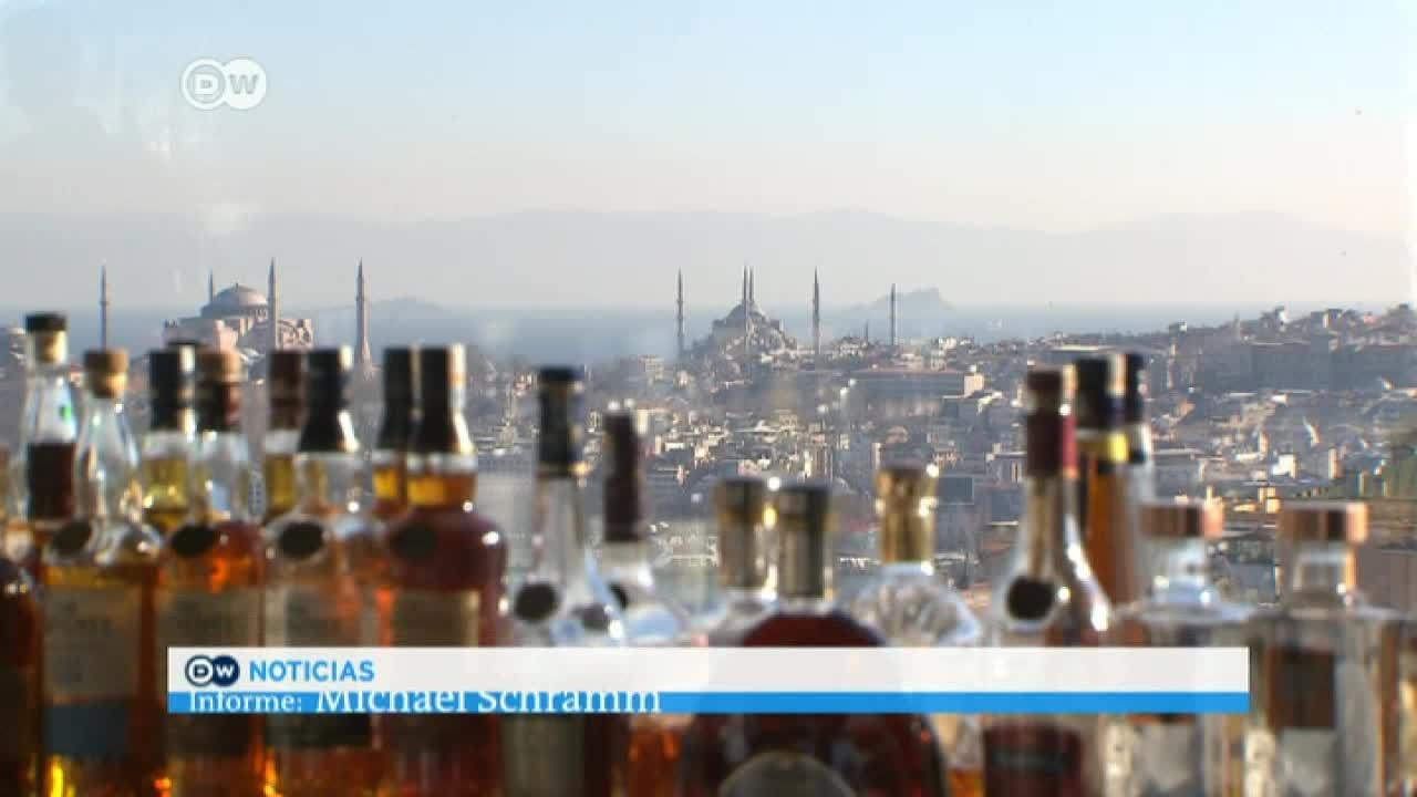 Crisis en Turquía