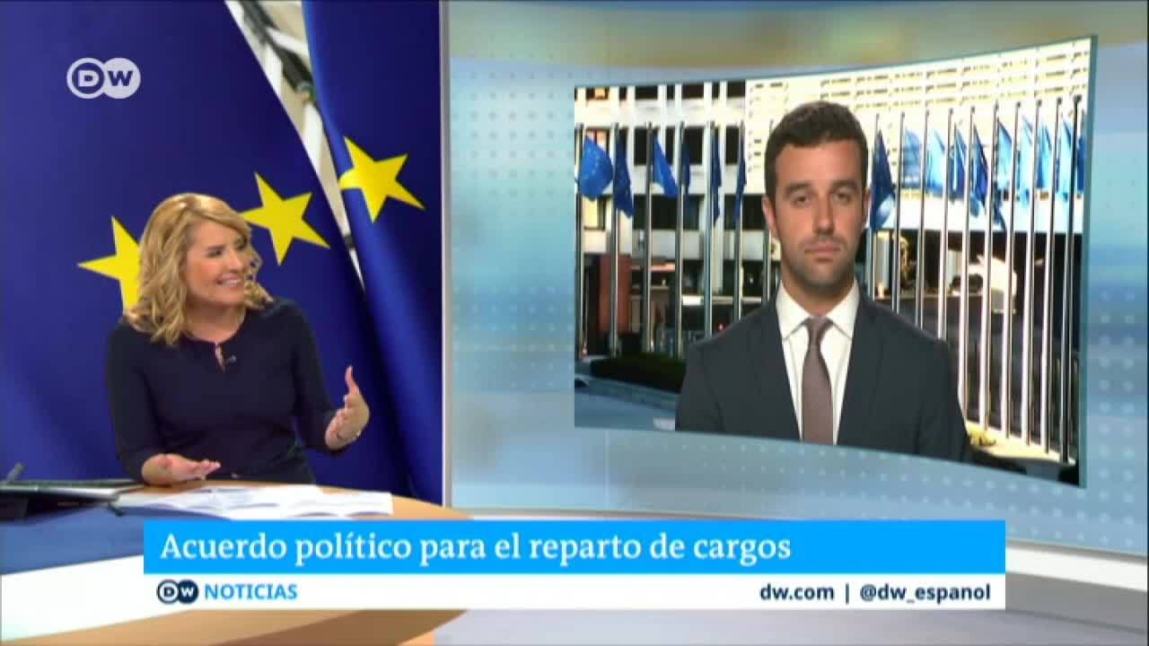David Sassoli es el nuevo presidente del Parlamento Europeo