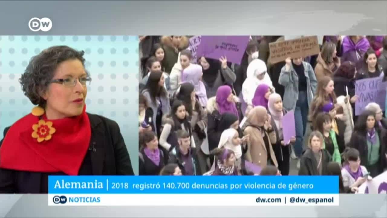 Defendiendo a las mujeres latinas en Alemania