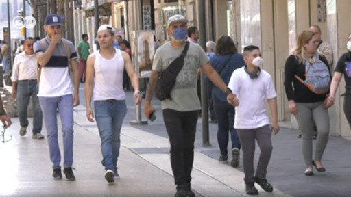 Desalojos en México en tiempo de pandemia