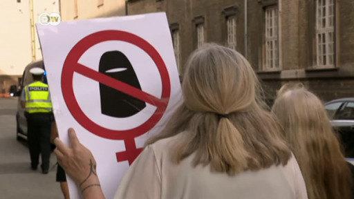 Dinamarca prohíbe la burka y el nikab