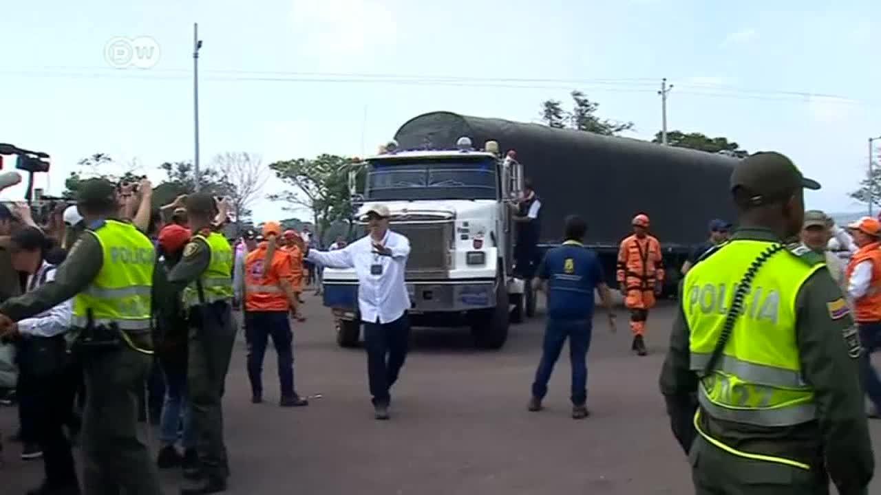 Diputada de 'Los Verdes' apoya la ayuda humanitaria para Venezuela