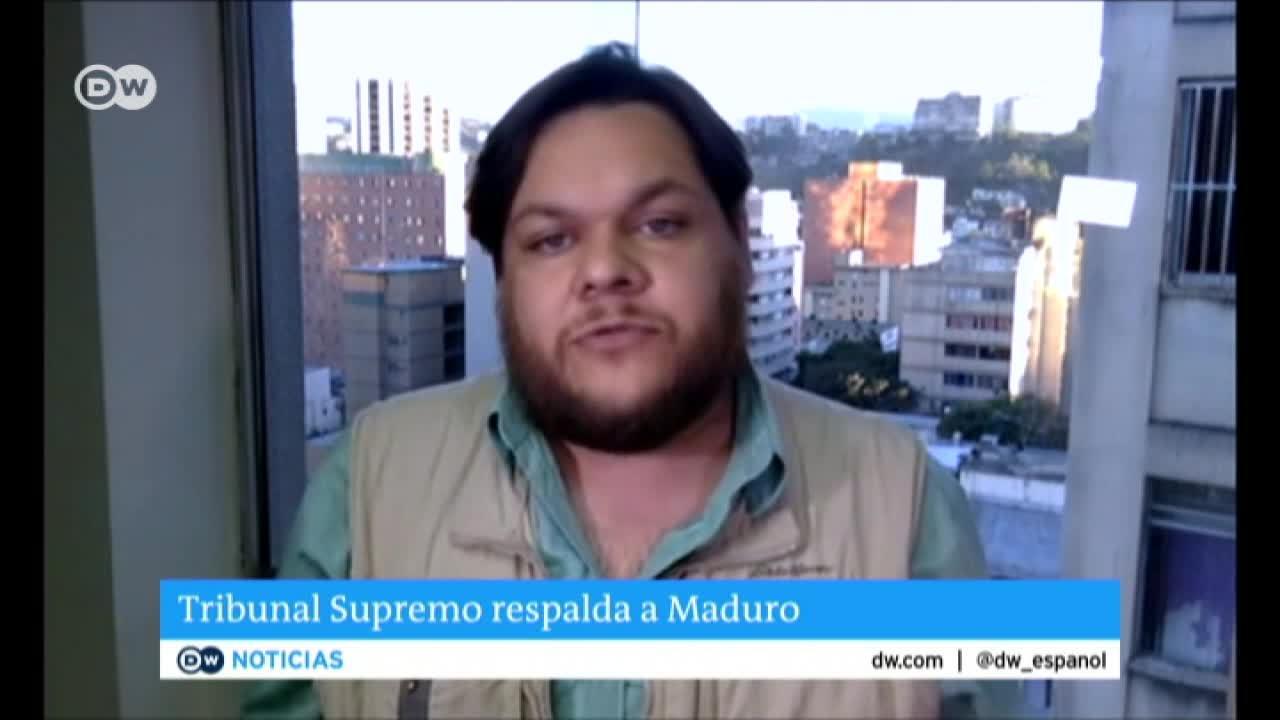 ¿Dónde está Juan Guaidó?