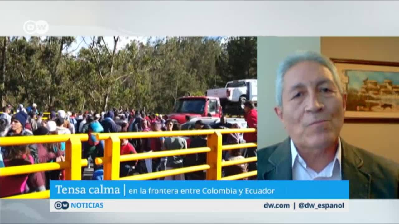 Ecuador exige 50 USD por visa humanitaria