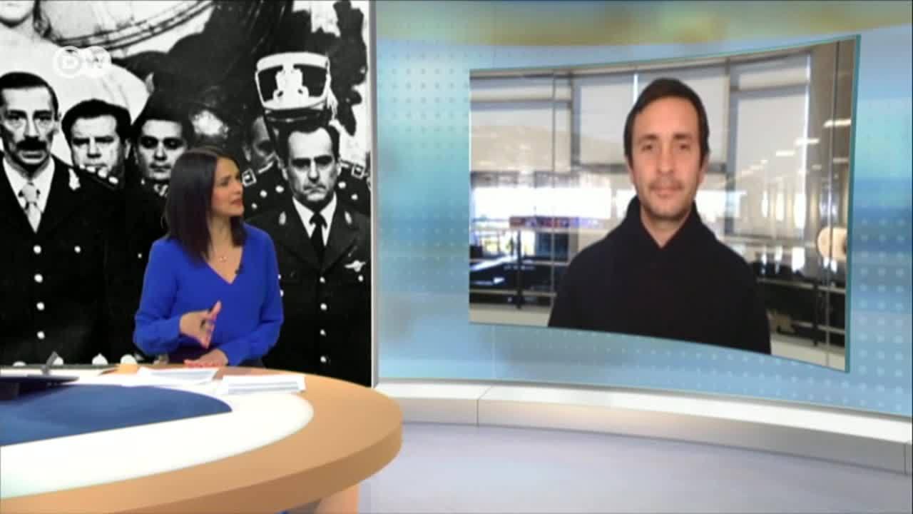 EE. UU. desclasifica documentos sobre la dictadura argentina