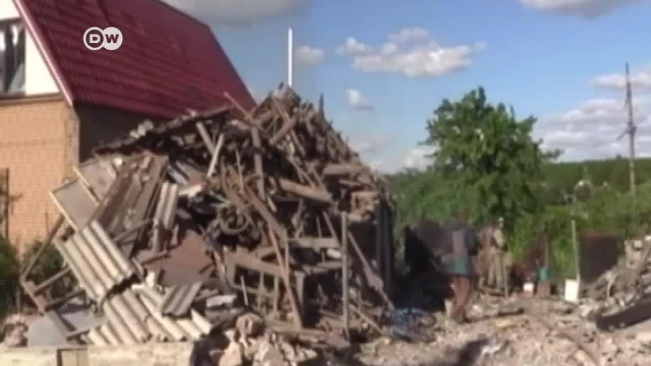 El conflicto en el Este ucraniano