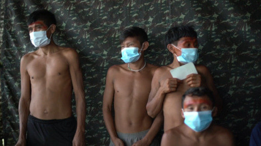El coronavirus amenaza a los guardianes de la Amazonía