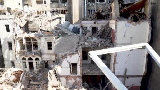 El Líbano, al borde del hambre y del colapso