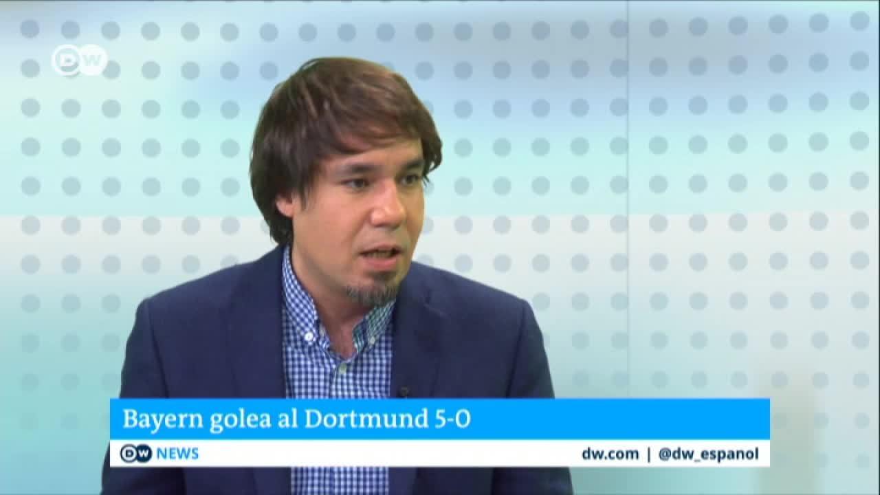 """""""El mayor problema del Dortmund fue la defensa"""""""