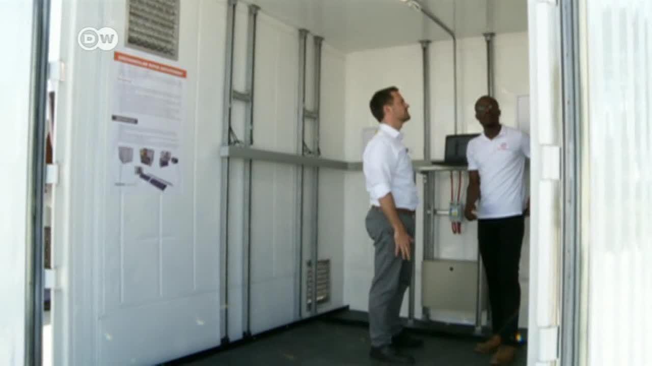 El potencial de la renovables en Sudáfrica