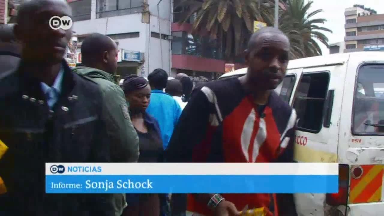 Elecciones en Kenia