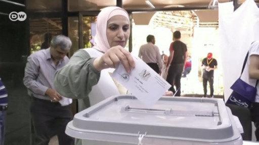 Elecciones legislativas en Siria