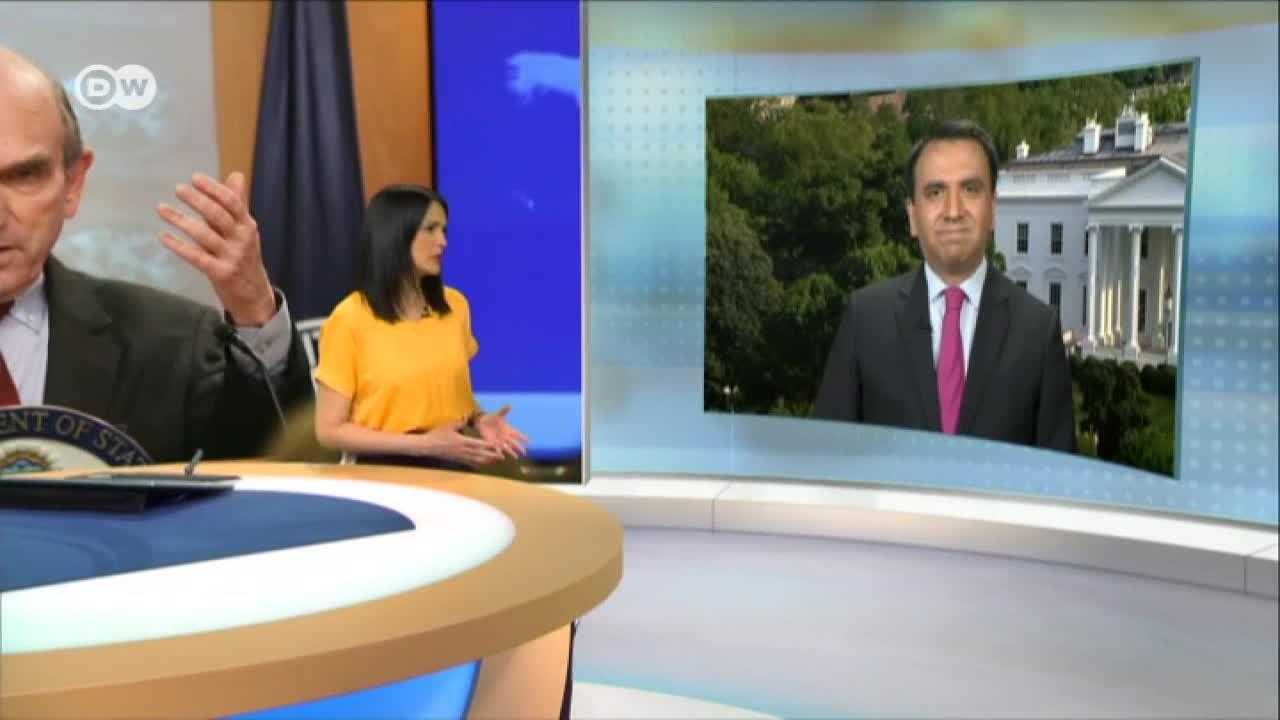 Elliott Abrams enciende el debate en Venezuela