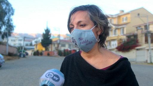 Encerradas con el agresor: violencia de género en Bolivia