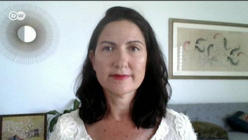 Entrevista con Helena Legido-Quigley