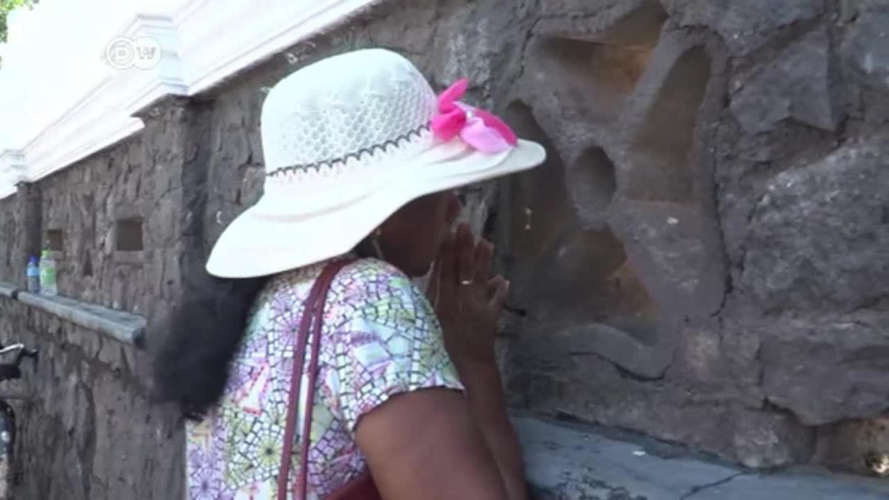 Escasez de agua en Zimbabue