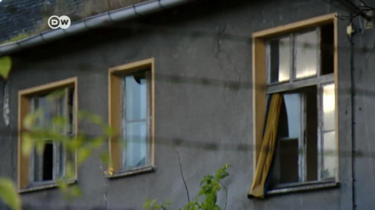 Éxodo rural en el este de Alemania