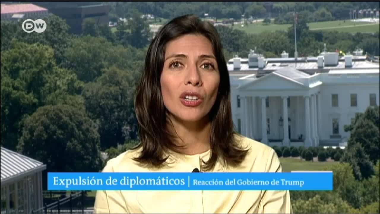 Expulsión provisional de diplomáticos cubanos de EE.UU