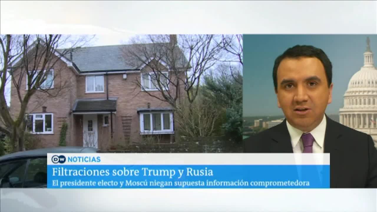 Filtraciones sobre Trump y Rusia