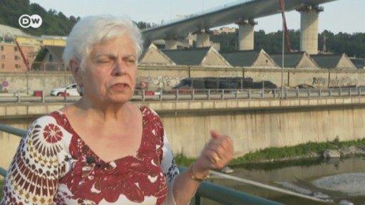 Génova inaugura viaducto donde colapsó el puente Morandi