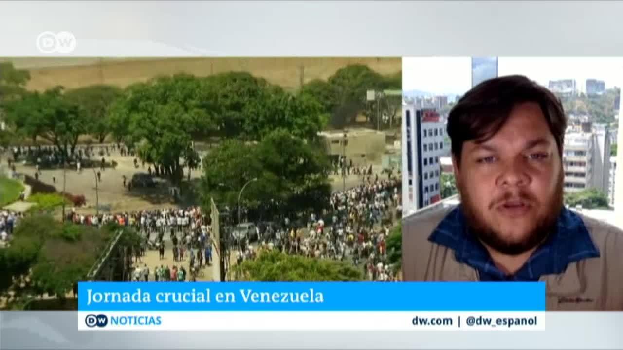 Giro en la lucha de la oposición venezolana