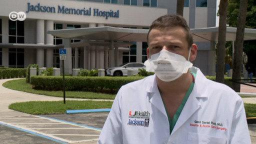 Gobernador de Florida rechaza las mascarillas