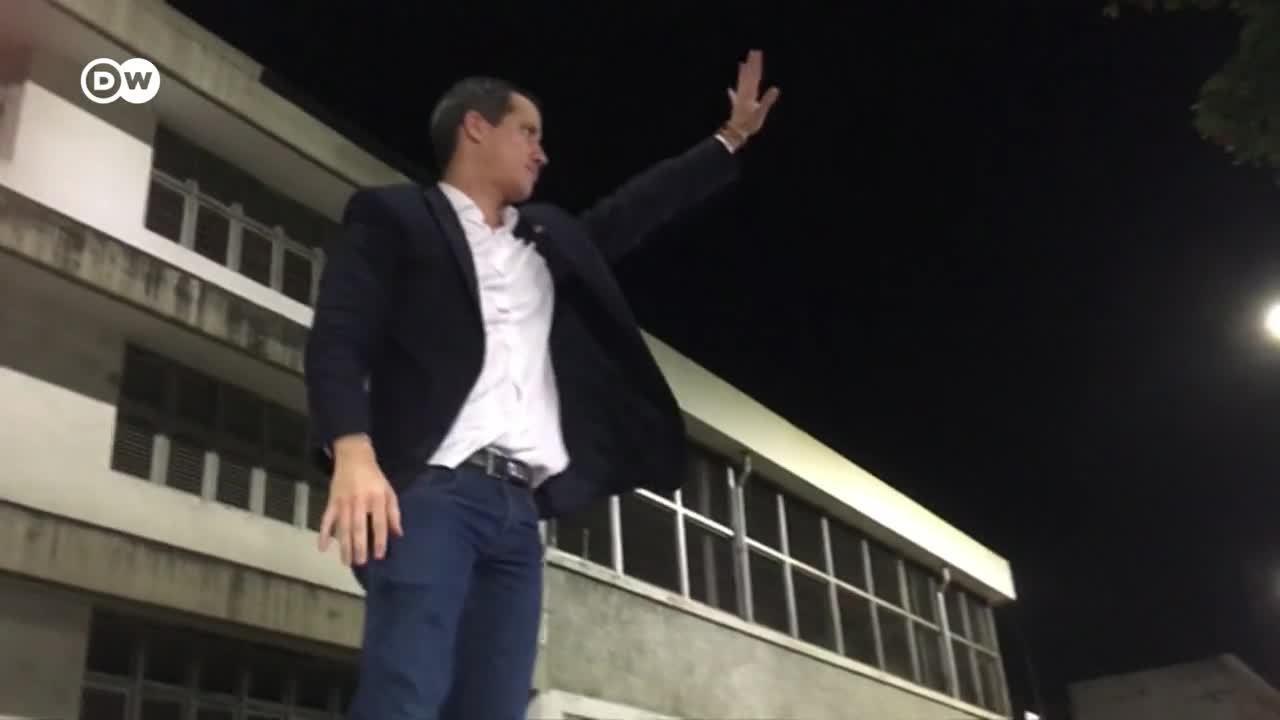 Guaidó y la oposición dividida